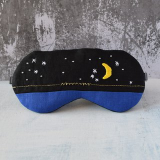 A hundred million light-years lullaby/ eye mask
