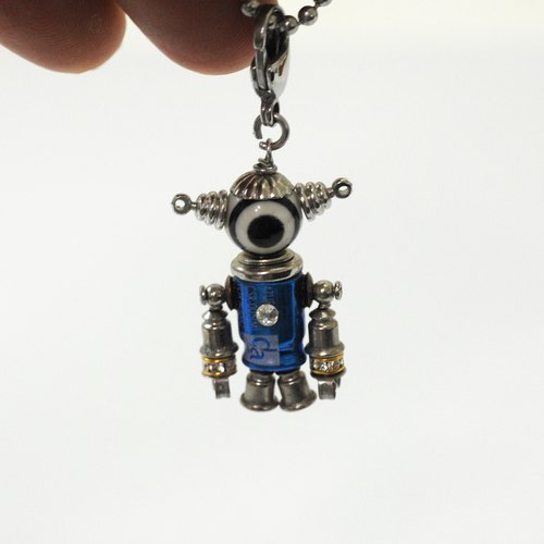 Millet D16 Robot Necklace. Accessories