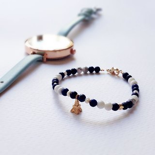"""KeepitPetite"" afternoon Paris, lapis lazuli 