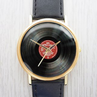 Vinyl Record - Women's Watch / Men's Watch / Neutral Table / Accessories [Special U Design]
