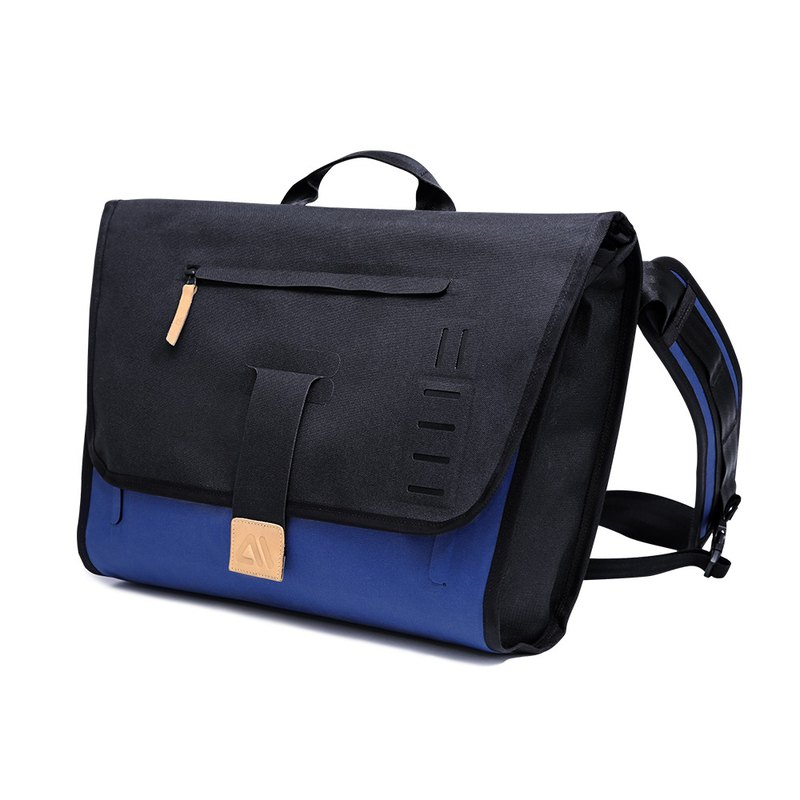 Max Messenger Bag-10L-Ocean Blue