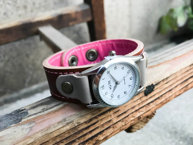 STITCH Casual women with strawberry and chocolate Stitch Run Watch Unisex SRW-BPH-PA