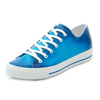 【PATINAS】NAPPA Sneakers – Blue Halo