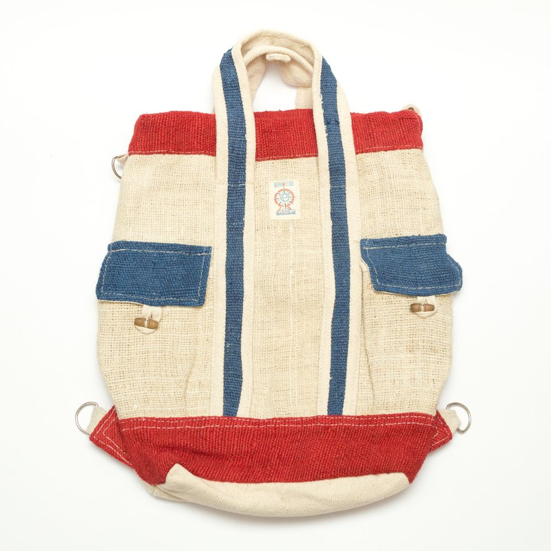 Hemp 3 ways String Pack (Red White & Blue)
