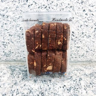 [GJ possession of dessert] - (1 into) almond mix deep chocolate new listing! The The Crisp almond slices*rich dark dark chocolate*mouth fragrance