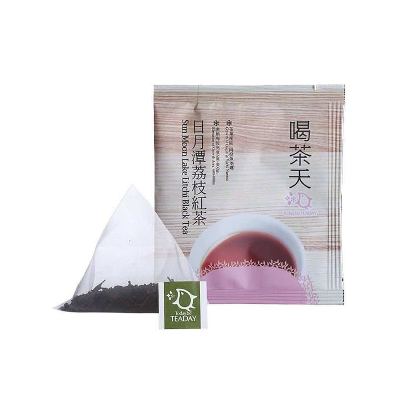 Sun Moon Lake Lychee Black Tea Stereo Tea Bag (5pcs)