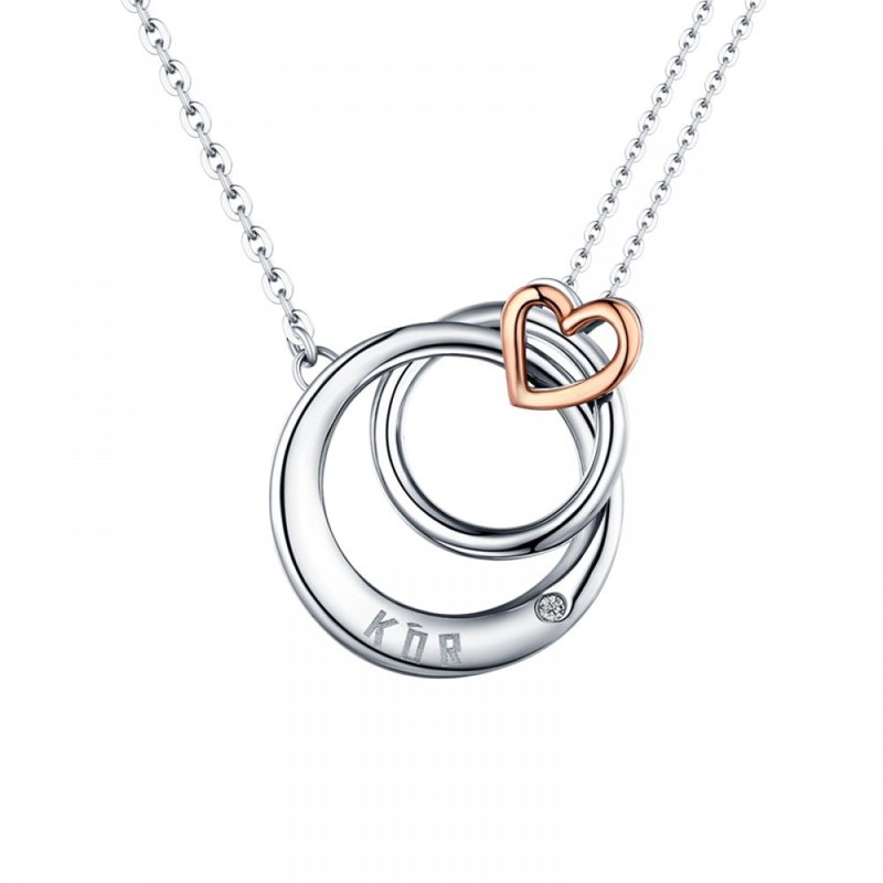 Diamond Pendant Necklaces For Female
