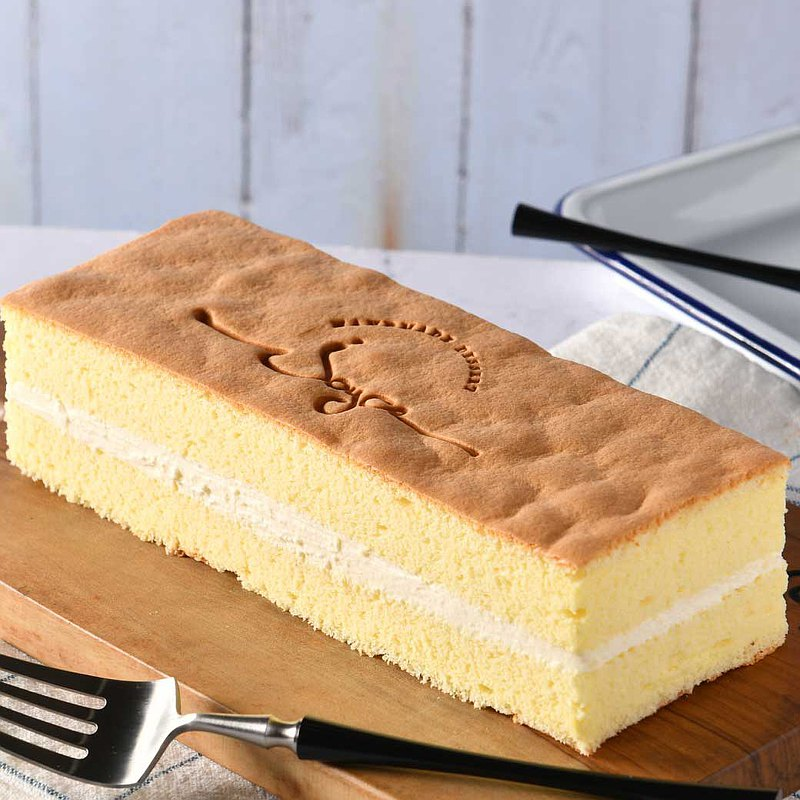 母親節小點【特濃牛奶蛋糕】