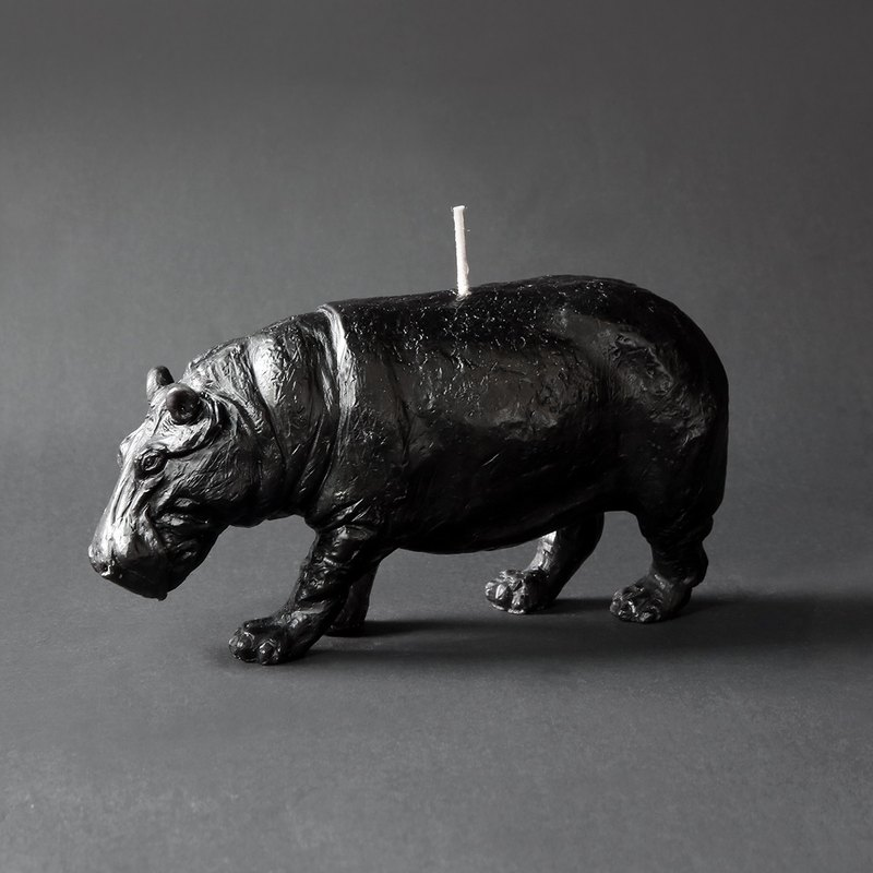 Animal Fragrance Candle - Hippo / Animal Candle - Hippo