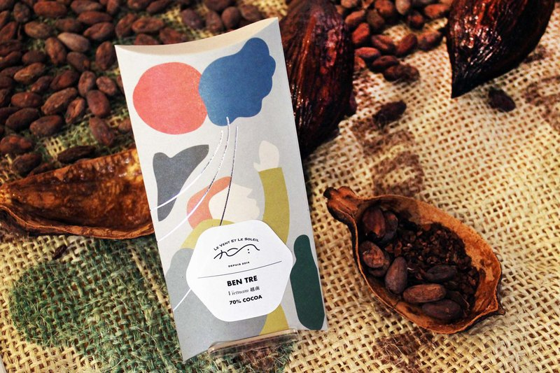 Ben Tre 70% Chocolate from Vietnam