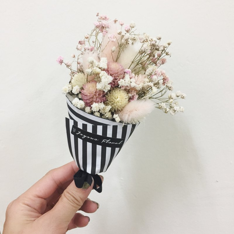 // French sweet // Mini bouquet dry flower hand made /