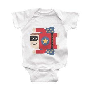 modern moose-superboy-infant-bodysuit