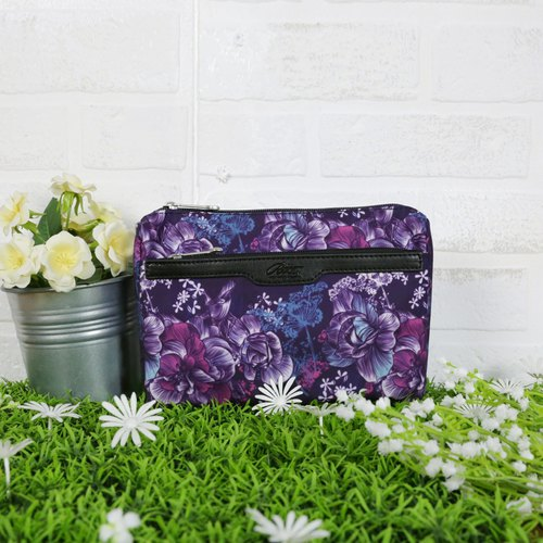 [Original price 880 listing limited edition 200] Leyou series - mini side backpack - elegant flower depth
