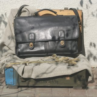 Leather bag _B006