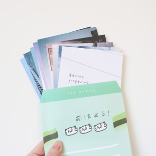 Good Bag - 30 postcard packs