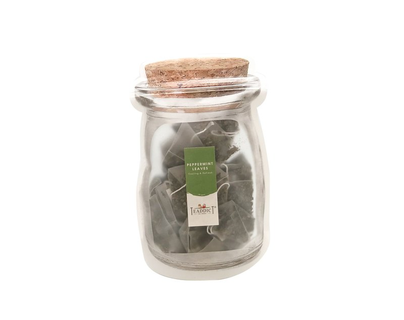 Peppermint Leaves - TEADDICT Tea Bag (1.5g x 15pc)