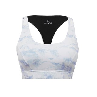 【VIASWEAT】BEVERLY Adjustable Shoulder Sports Bra