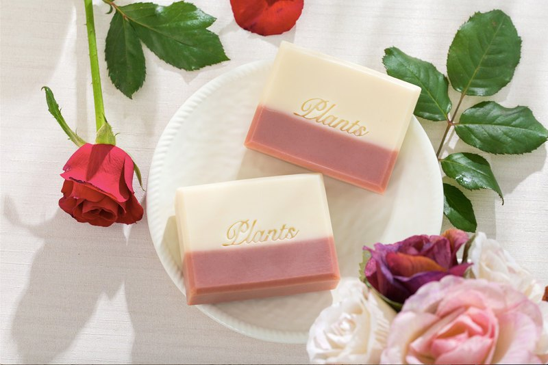 Rose Aloe Brightening Soap I Brightening Series I Whitening Moisturizing Hot Type I Dry Skin