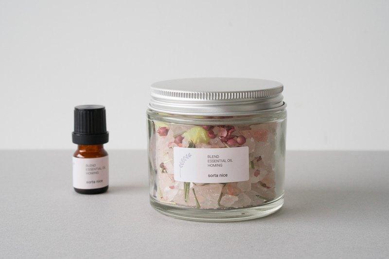 天然擴香 玫瑰礦鹽 空間香氛系列
