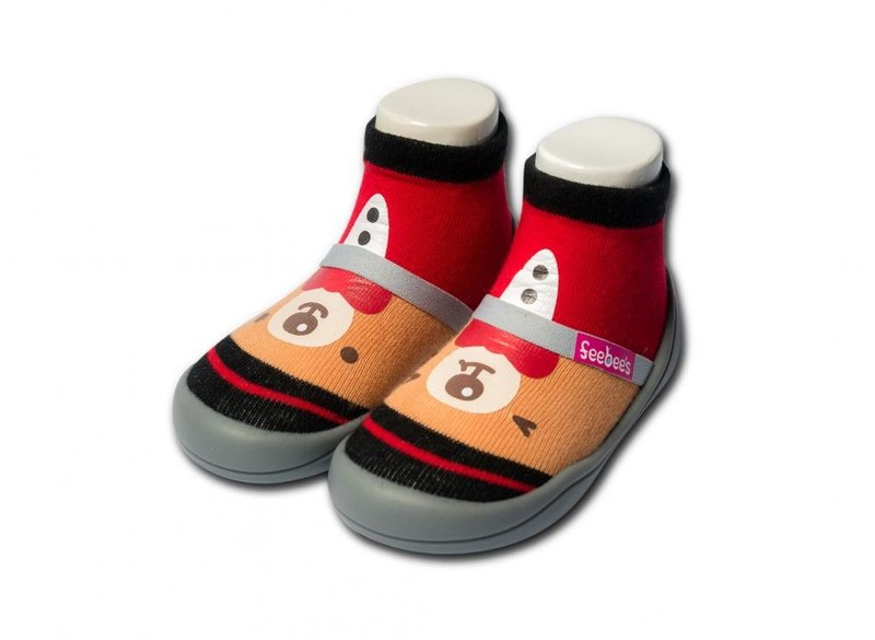 Feebees toddler shoes/socks shoes/children's shoes, fantasy island series, groom, bear, made in Taiwan