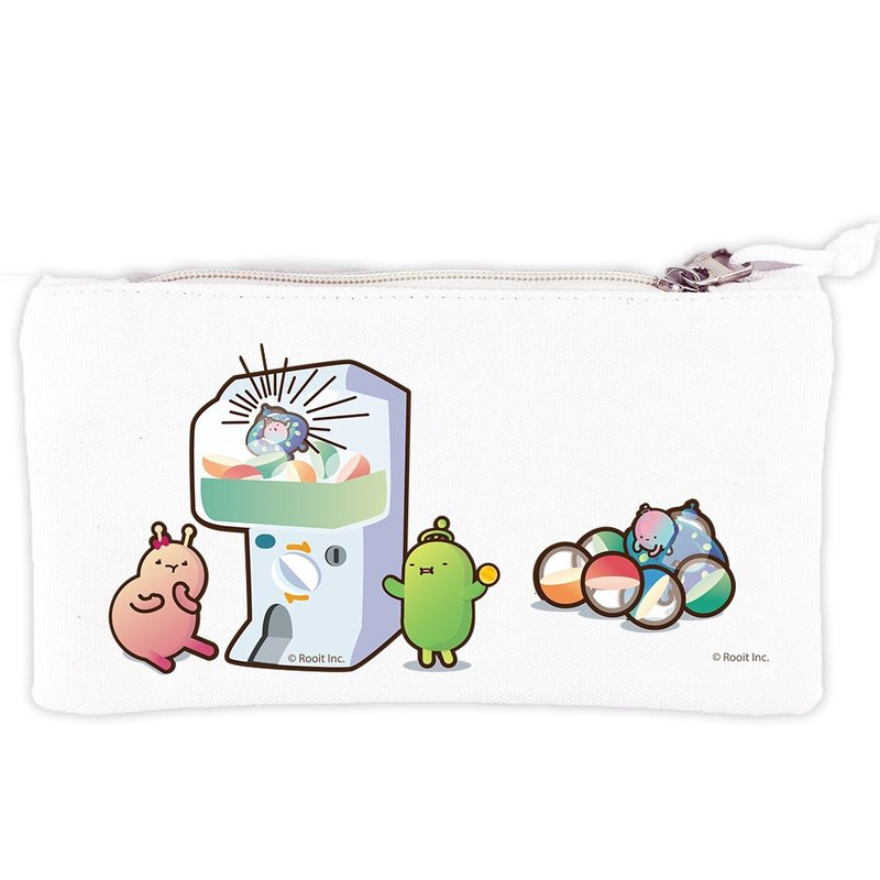 New series - [twist] - pencil case (white) - no personality star Roo, CH1BB01