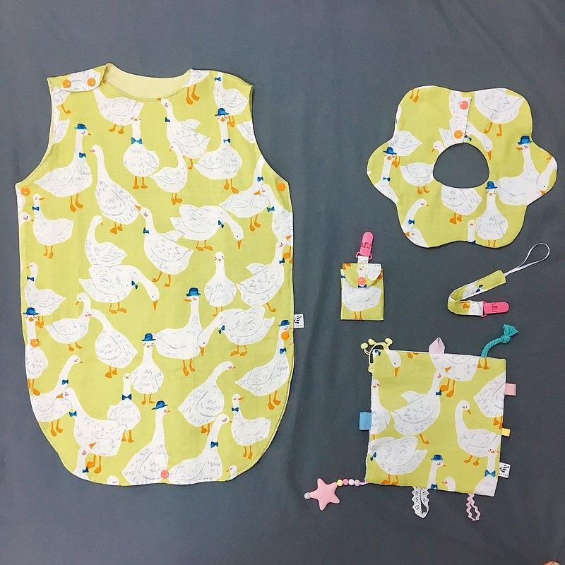 新生兒5件組- 哎喲喂鴨