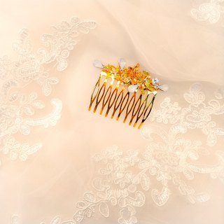Bring a happy jewellery - Bridal Combs. French Comb. Wedding Buffet - Miss