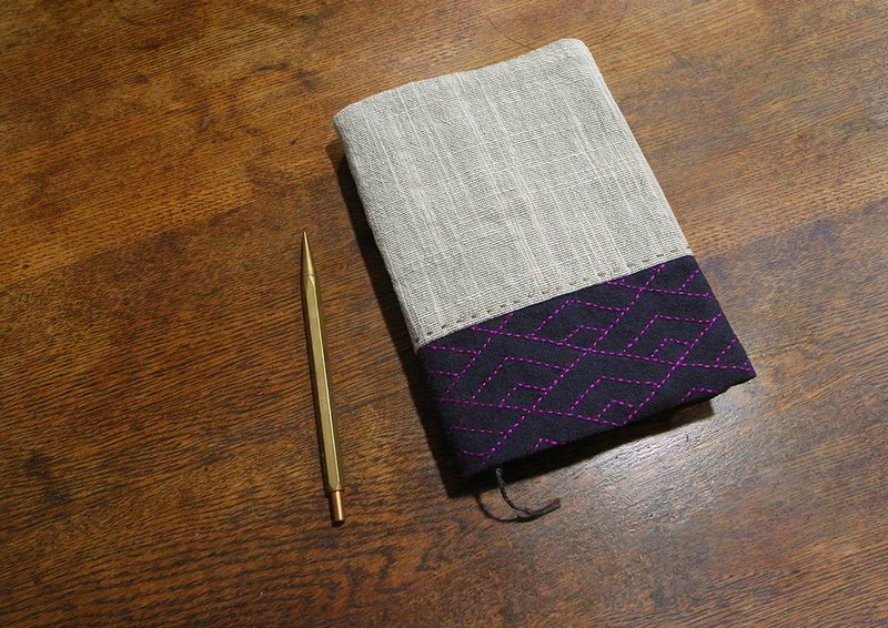 Cloth book cover
