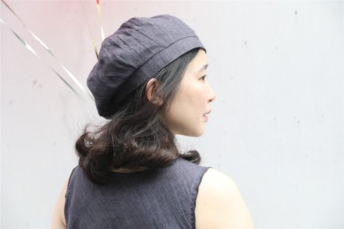 Can not buy a single [] throwing cloth for the red balloon] summer linen beret three colors