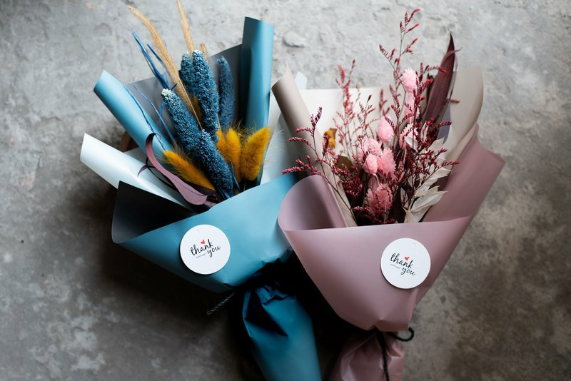 Graduation Bouquet, Dried Flowers, Limited Items