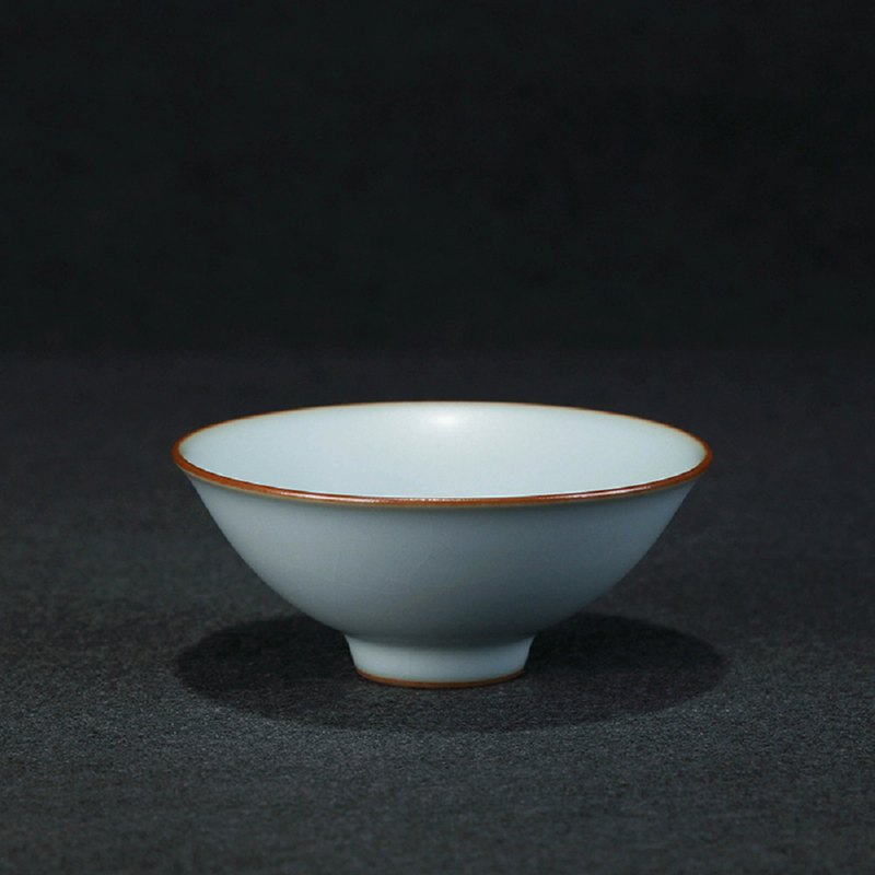 <Azure kiln> Elegant cup tea set