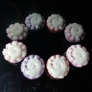 Icing Cupcake Scented Handmade Soaps