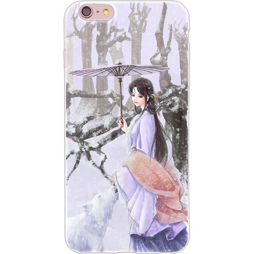 "New Year series [sound] Han Mi - Summer hazel -TPU phone case ""iPhone / Samsung / HTC / LG / Sony / millet"""
