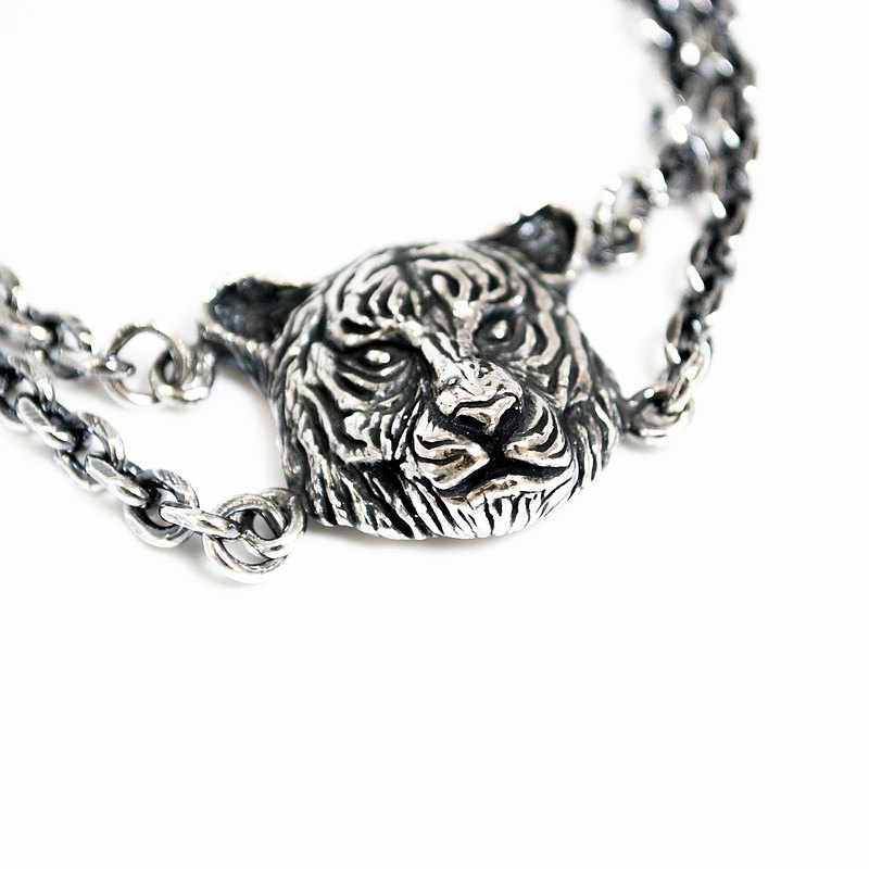 Zo.craft tiger / bracelet / 925 sterling silver