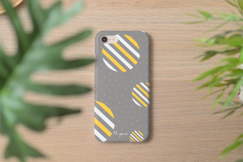circles pattern iphone case สำหรับ iphone 6,7,8, iphone xs, iphone xs max