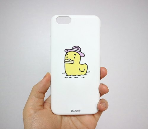 Duck Phone Case, iPhone Case, Galaxy Case, LG Phone Case