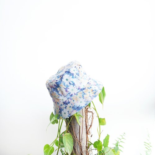 [Spot] stiff-sided version of the summer hat | Summer Daisy
