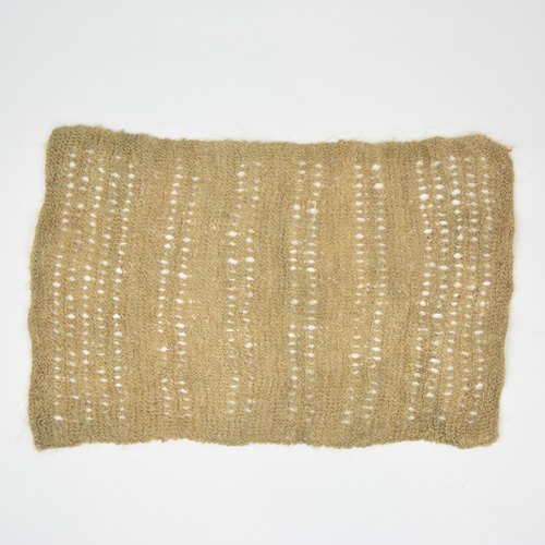 Nettle exfoliating towel _ fair trade