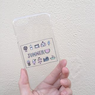 About Summer / Phone Case