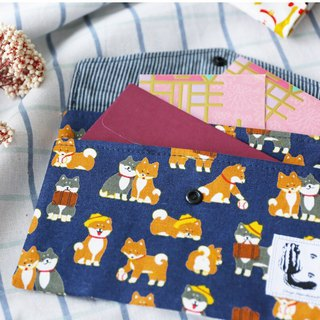 New Year red bag | profit bag - Shiba Inu