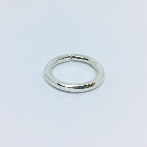 ► C ring ◄ 925 open circles silver silver ring hand ring Nanjie