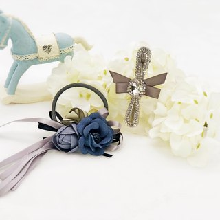 Elegant Hair Accessories Set