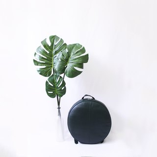 Forest Green | Soft | Round | Backpack