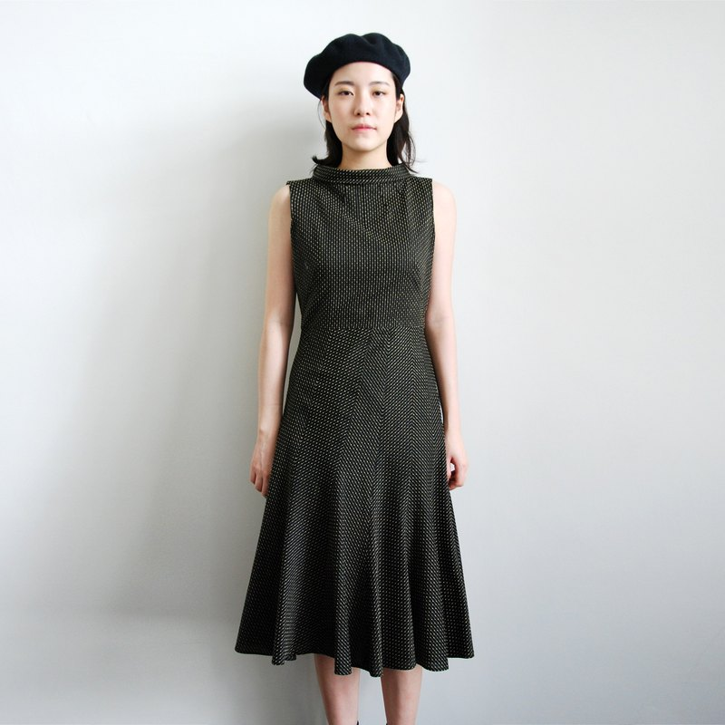 Pumpkin Vintage. Vintage dress