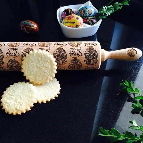 Big Easter Egg rolling pin * BIG EASTER EGGS
