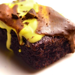 [Mr. Takamatsu handmade brownie monopoly] exquisite - lemon chocolate brownie