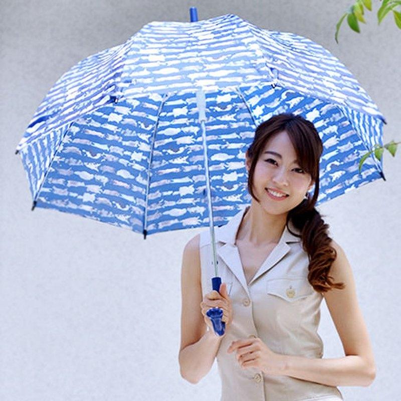 日本Acolory-Hug2nyan 貓咪肉球造型雨傘