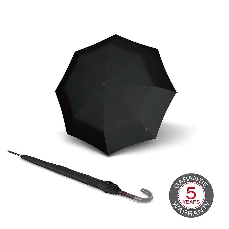 【Knirps德國紅點傘】T.703 直立式自動傘-Black