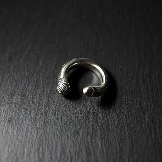 Men Power Silver Pride Ring