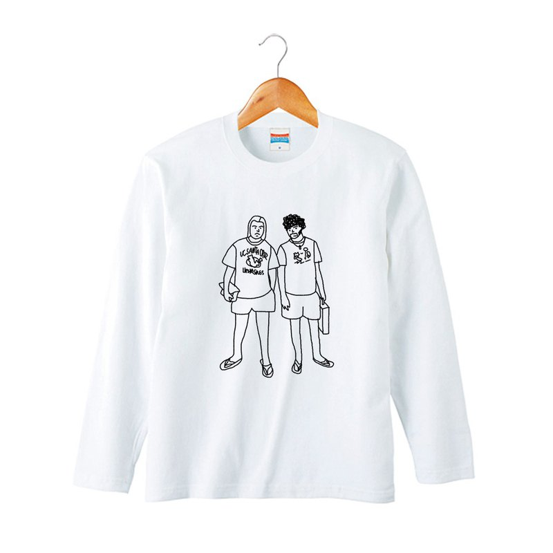 Jules and Vincent LongSleeve